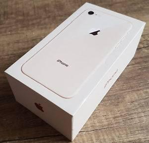 BRAND NEW IPHONE 8 GOLD