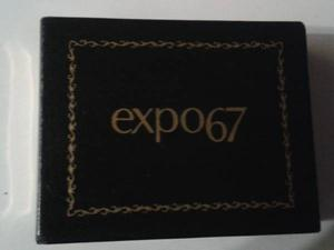Collectors: Xmas is coming! EXPO67 JEWELLERY collection