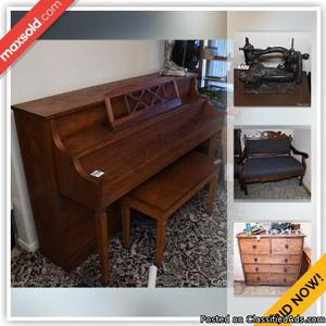North York Estate Sale Online Auction