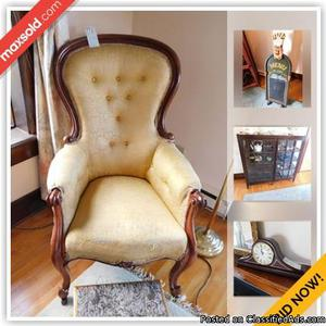 Ridgeville Estate Sale Online Auction