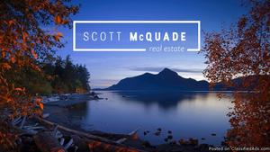 Scott McQuade Squamish Real Estate Agent:- Real Estate Agent