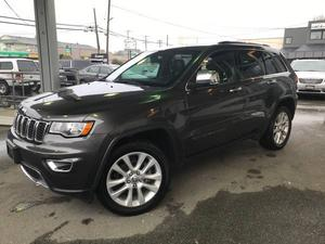 Jeep Grand Cherokee Limited, 4x4, V6, Leather, Sunroof,