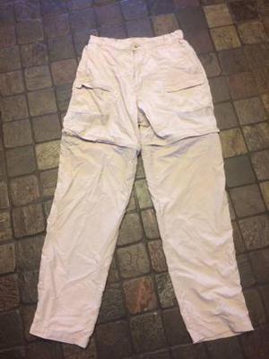 Ladies Columbia convertible pants