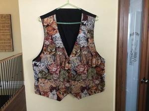 Ladies Vest - Cat Design