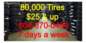 Michelin tires & wheels