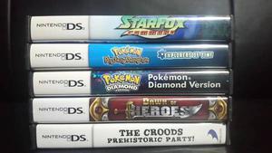 Nintendo DS Video Games