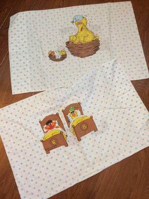 Sesame Street Bedsheets