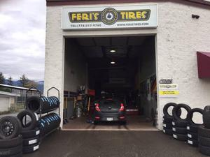 TIRE SERVICE NEW AND USED