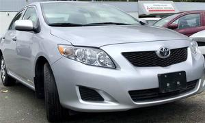 TOYOTA COROLLA CE 5 SPEED MT, LOCAL BC, NO ACCIDENT,