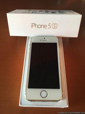 IPhone 5s 16gb New unlock with accessories. Guaranty