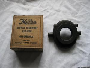 OLDSMOBILE NEW CARBON CLUTCH BEARING