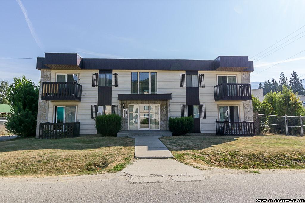 925 Riverside Avenue, SICAMOUS, BC, V1E 2VO