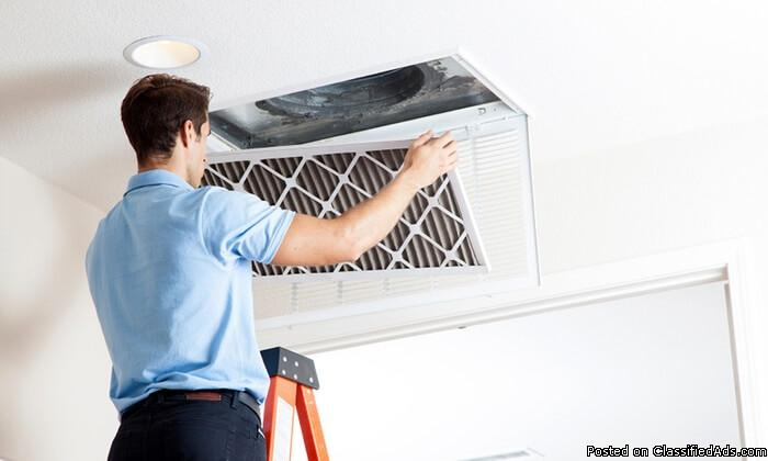 Best Air Duct Cleaning service in Mississauga