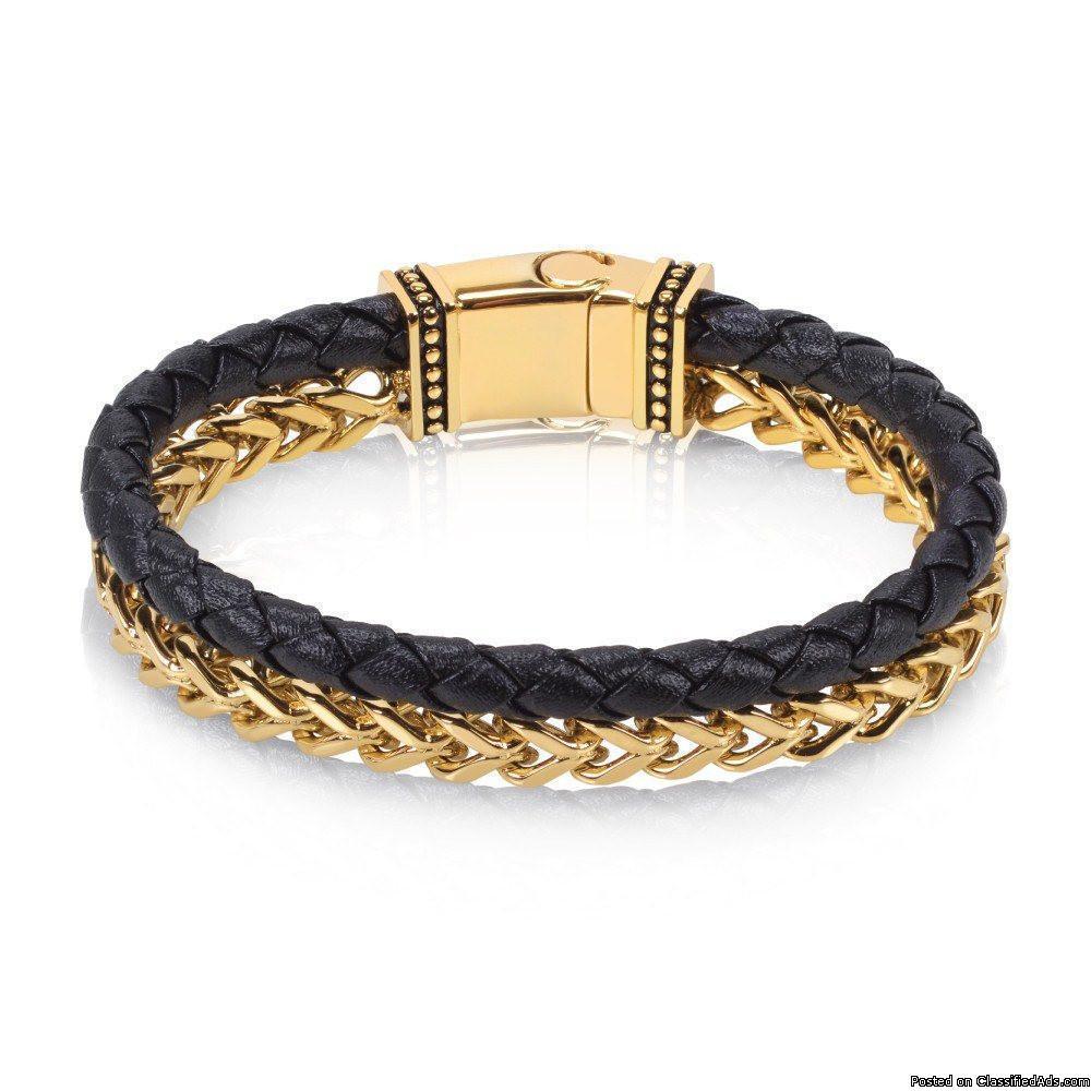 Best Gold Bracelets For Men