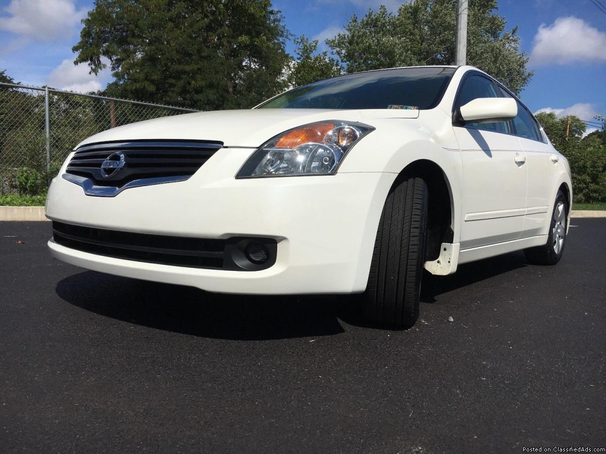 Buy Now!  Nissan Altima S