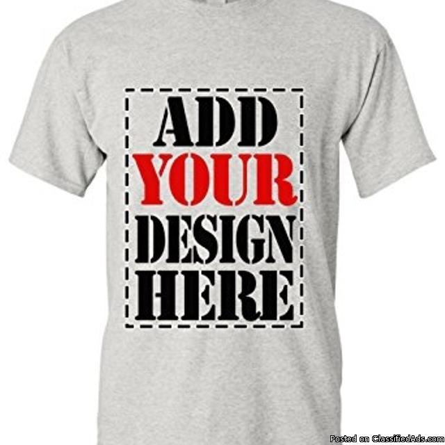 Custom Screen Printed T Shirts