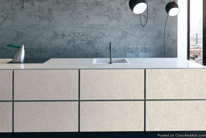 Discount Quartz Countertops in Montreal by Grifon