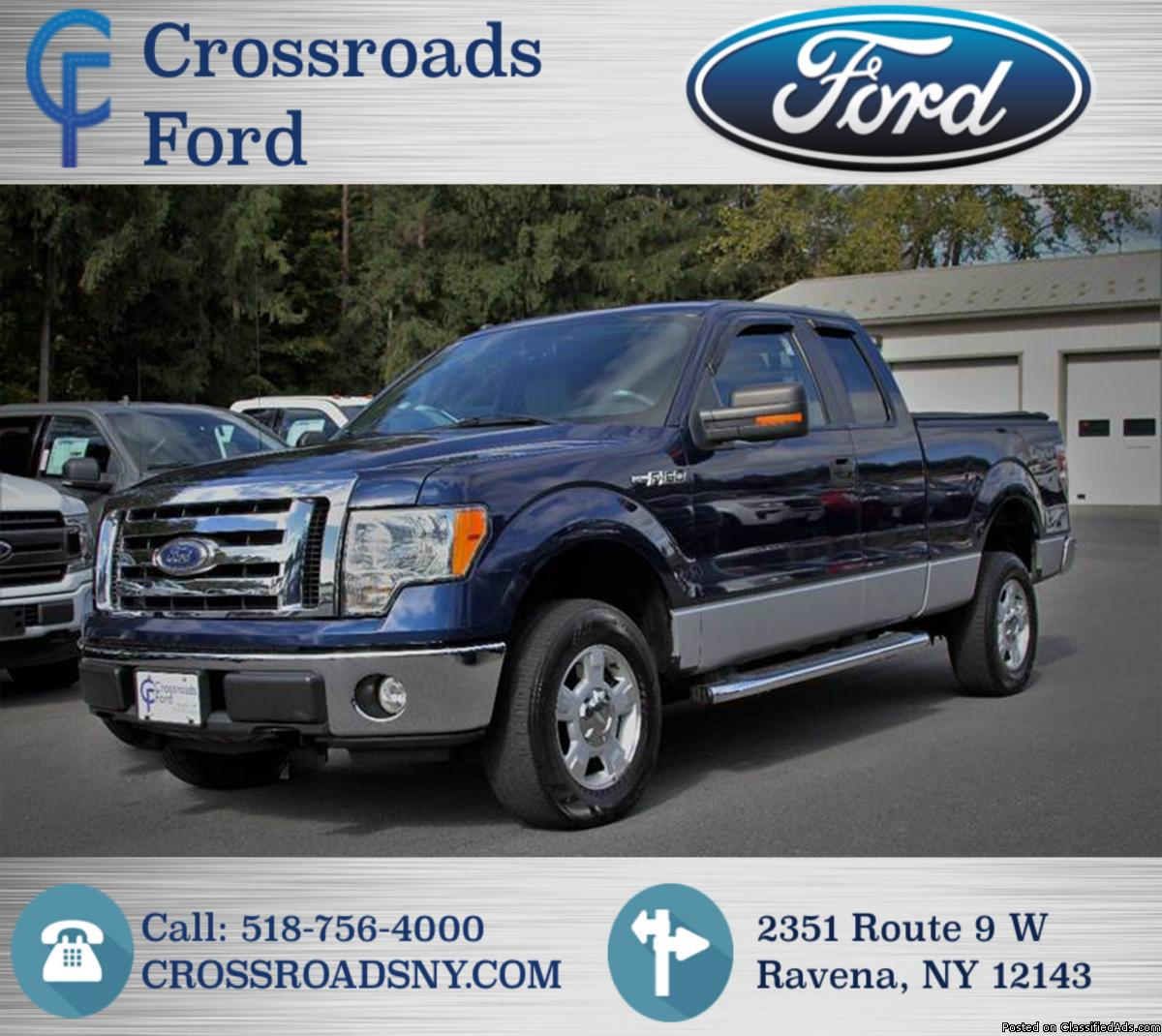 FORD F-X4 SUPERCAB 74K Clean Miles! UT