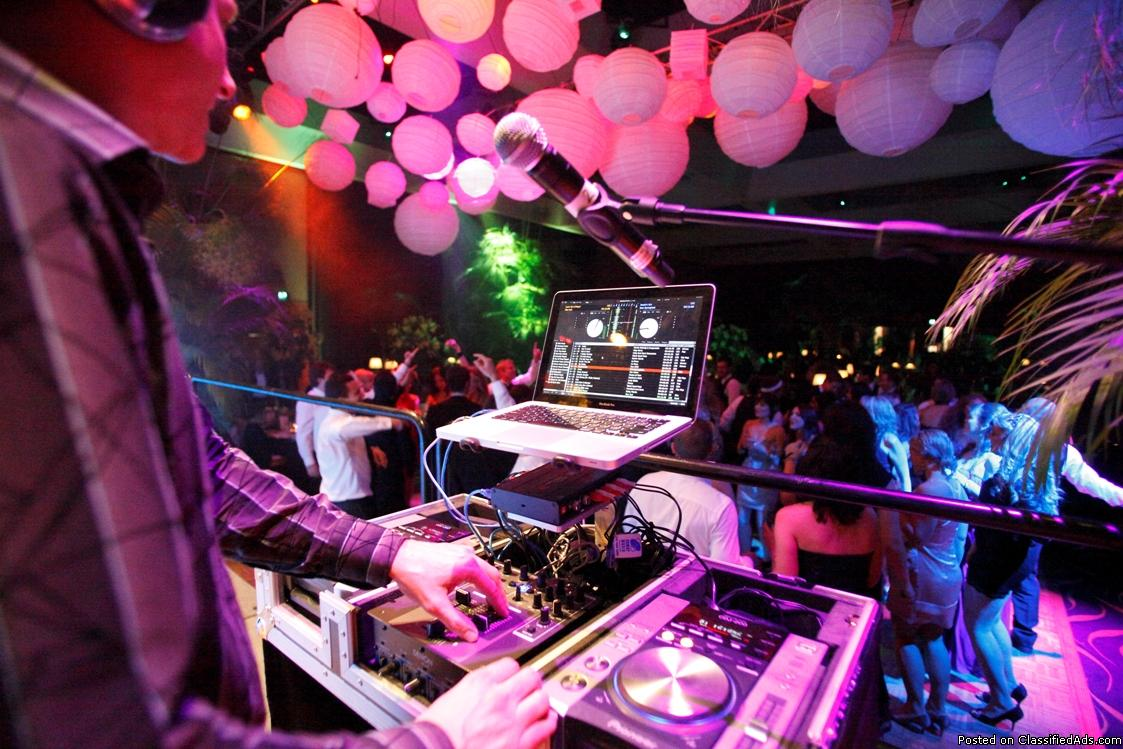 Get the Best Corporate event Dj service in Toronto
