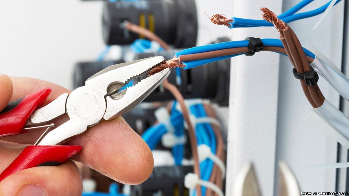Get the Best Electrician service in Etobicoke