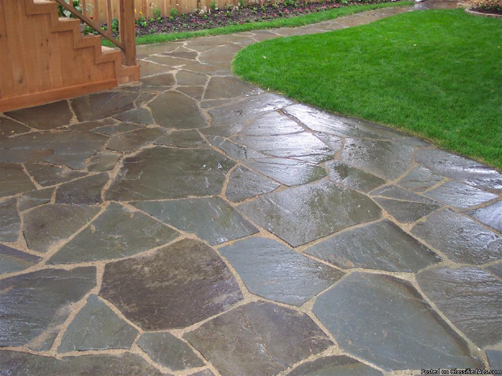 Hire our expert Flagstone contractor in Canada