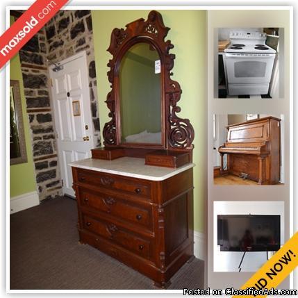 Kingston Commercial Liquidation Online Auction