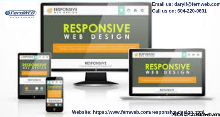 Responsive Website Design Vancouver | Web Design Vancouver