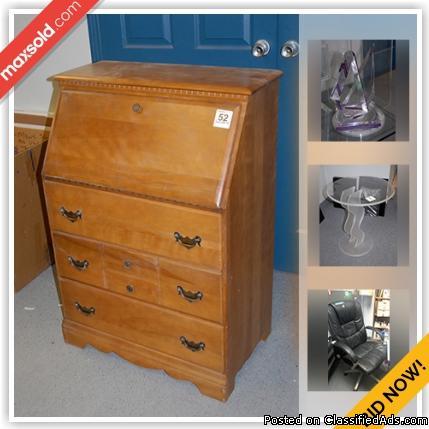 Richmond Hill Business Downsizing Online Auction
