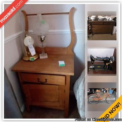 Stittsville Downsizing Online Auction