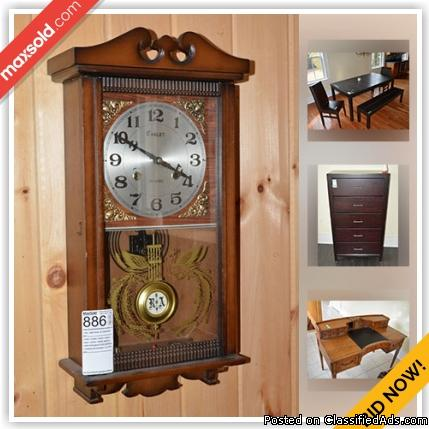 Warkworth Downsizing Online Auction