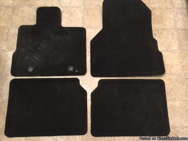 Chevy Equinox floor mats for sale