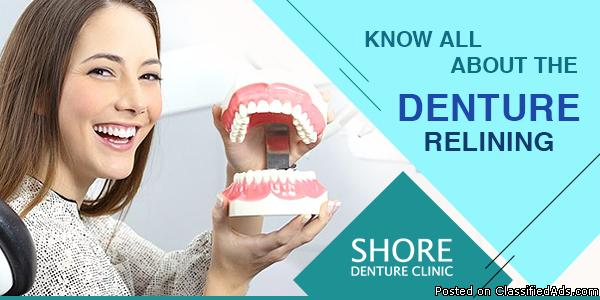 Fix Your Dental Problems With Provisions From Shore Denture