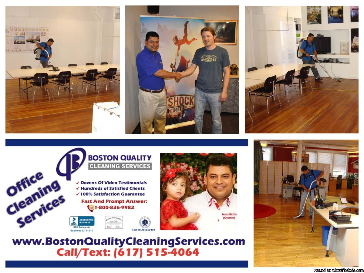 Floor Cleaning Boston