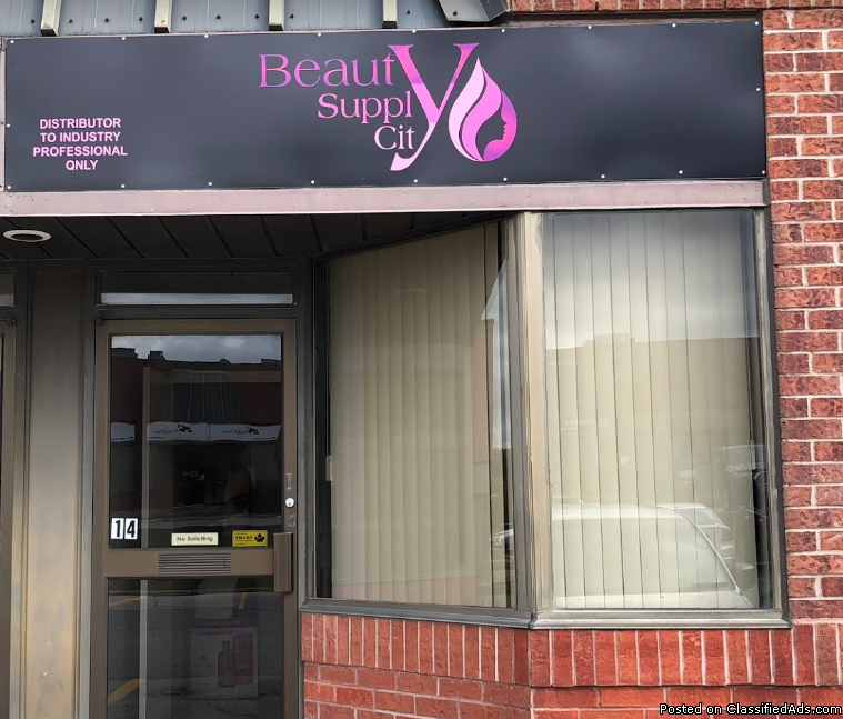 Hair Product for Salons in Richmond Hill