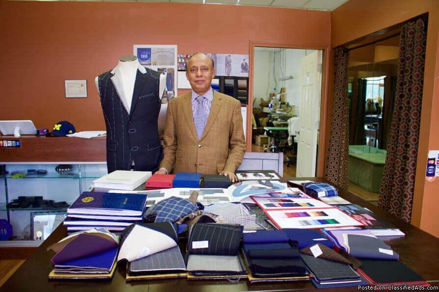 Looking for a bespoke suit in Royal Oak, MI?