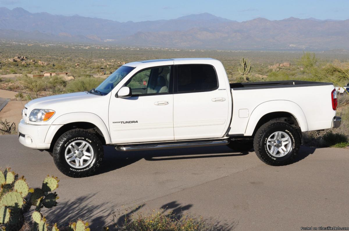 Toyota Tundra 4WD Limited Double Cab