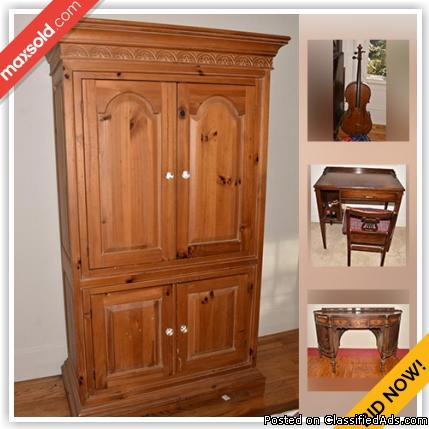 Winchester Downsizing Online Auction