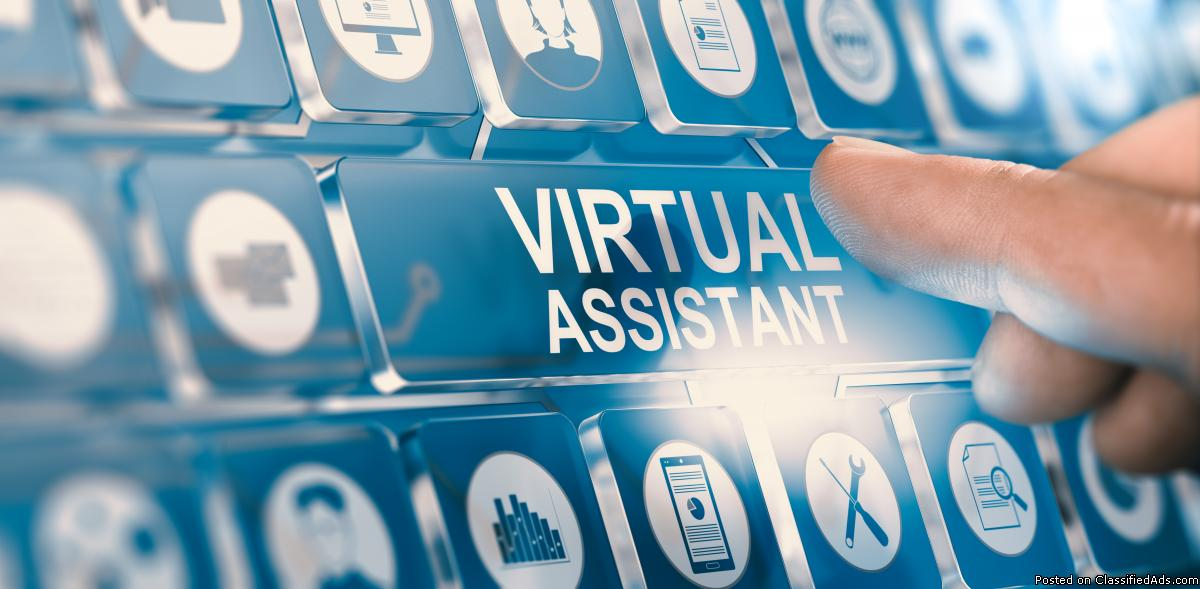 Virtual Assistant / Office Helper /Help for small bussiness