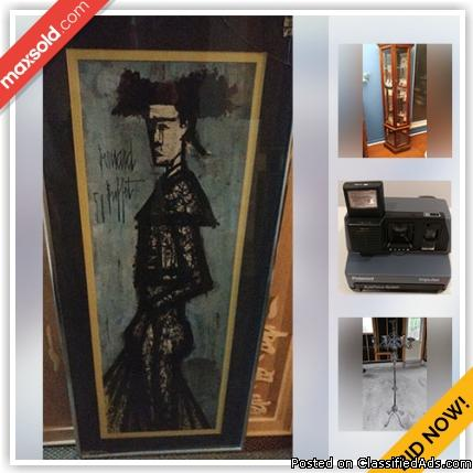 Thornhill Downsizing Online Auction