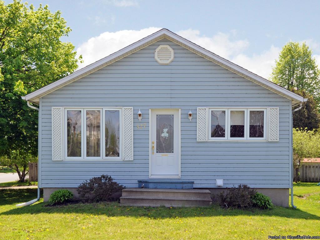 Maison 4 chambres avec grand garage PRIX D'UN LOYER ! 159