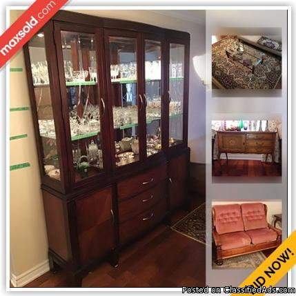 Oakville Estate Sale Online Auction