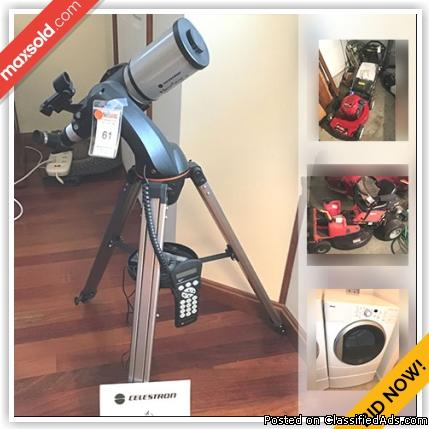 Wellington Downsizing Online Auction