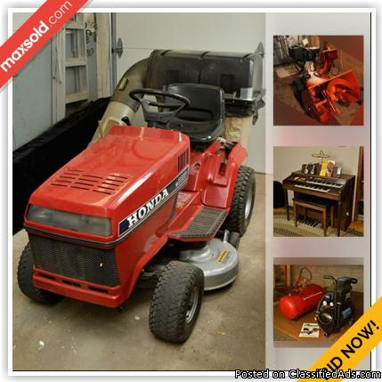 Beachville Downsizing Online Auction