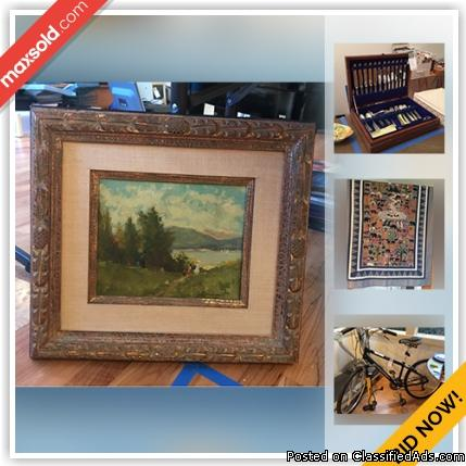 Bellevue Downsizing Online Auction