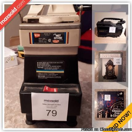 Cobourg Business Downsizing Online Auction