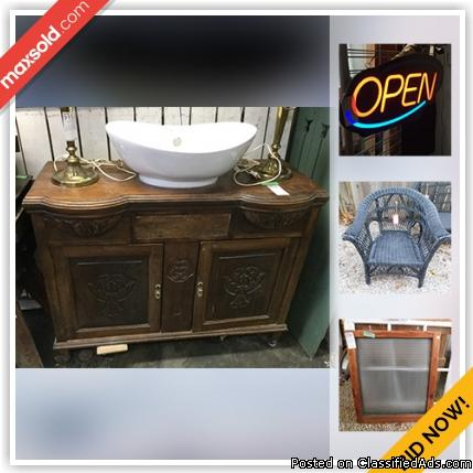Grimsby Business Downsizing Online Auction