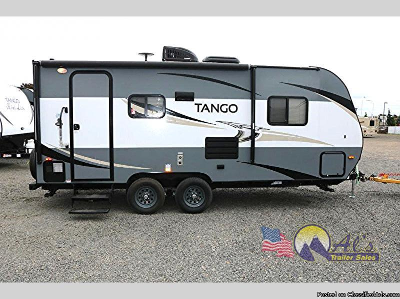 New  Pacific Coachworks Tango Mini Lite 18RBS