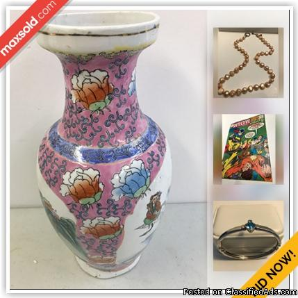 Peterborough Downsizing Online Auction