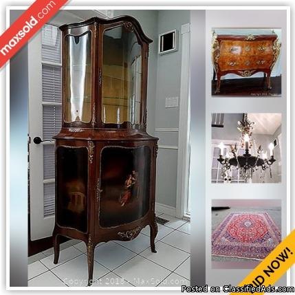 Richmond Hill Reseller Online Auction
