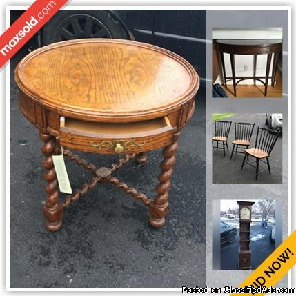 Rochester Downsizing Online Auction